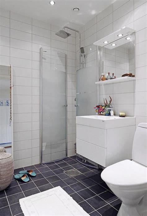 Half Bathroom Floor Plans swedish bathroom practical and wonderful design ideas
