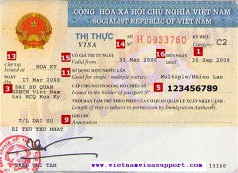 vietnam visa extension renewal visa go to vietnam