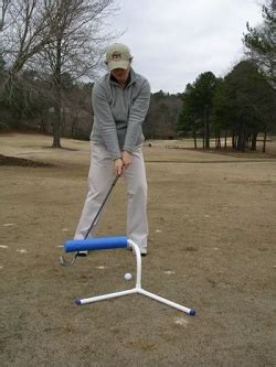 swing right trainer the right way swing trainer alignment