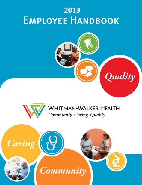 employee handbook cover page template 9 best employee communication the disney way images on