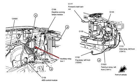 2003 lincoln navigator l compressor clutch all 3 fuses ac