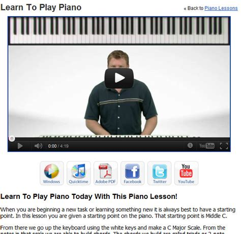 learn piano a complete guide from beginner to pro book 2 volume 2 books free piano lessons image search results