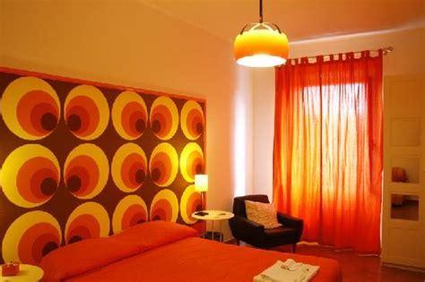 dormitorios color naranja colores en casa