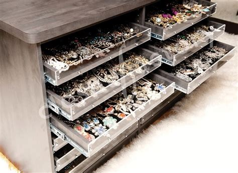 Jewelry Closet by Jewelry Storage The O Jays And Drawers On