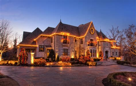 free christmas lights in arkansas light installation in northwest arkansas
