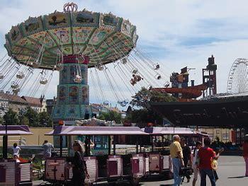 theme park vienna prater amusement park parcul de distractii prater
