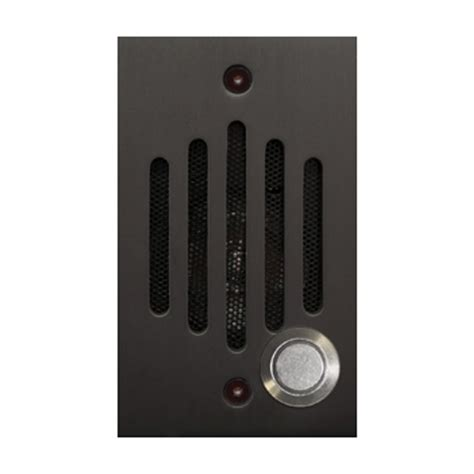 Front Door Intercom Iu Series Front Door Intercom Channel Vision Audio Abus Distributed Audio