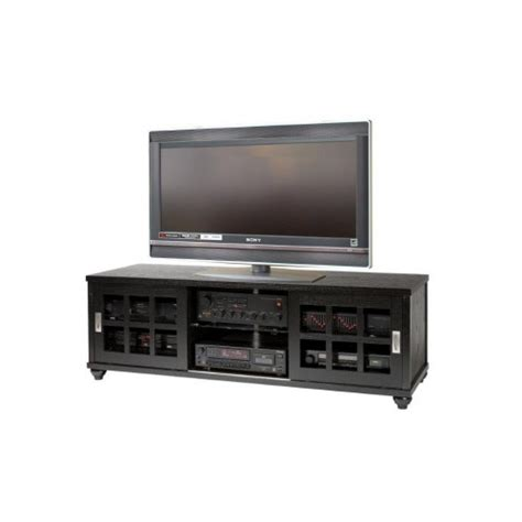tvsd 60blk flat panel tv cabinets tv stand