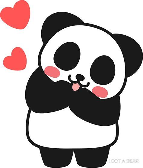 Sticker Panda quot panda sticker quot stickers by i got a redbubble