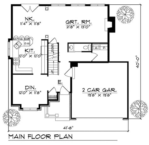 master up floor plans master up two story house plan 89571ah architectural