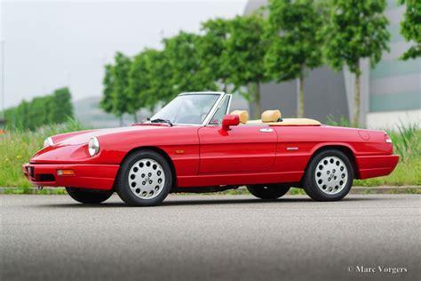 1991 Alfa Romeo Spider by Alfa Romeo Spider 2 0 1991 Welcome To Classicargarage