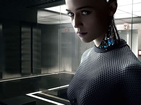 ex machina alicia vikander ex machina movie poster celebzz celebzz