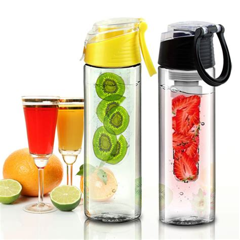 New Tritan 2nd Generation Botol Minum Tritan 2 Infuse Water tritan bottle bpa free with fruit 2nd generation botol