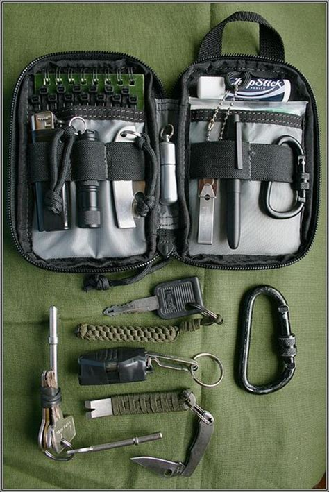 survival gear kits maxpedition mini pocket organizer survival kit edc survival kits pandora and