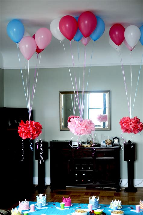 ceiling decorations decorate for parties pinterest party decorations using helium balloons to suspend