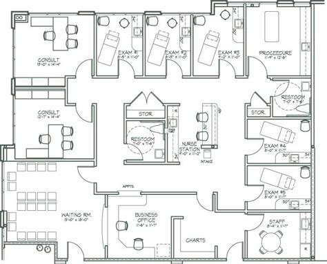 layout plans best 25 medical office design ideas on pinterest