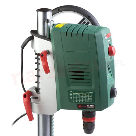 Bench Drill Wiertarka Stołowa Bosch Pbd 40 187 Narzedzia Pl
