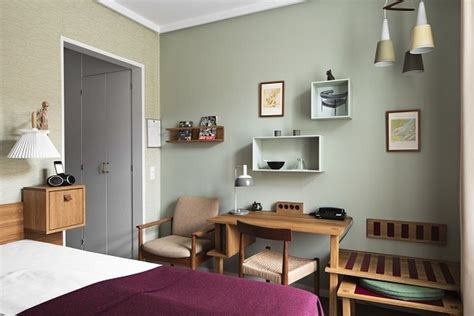 single room design 10 best retro stylish hotels