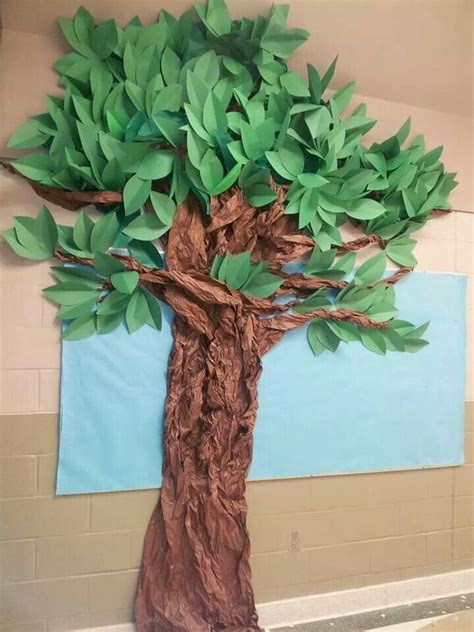 How To Make Paper Out Of Trees - 181 best my class crafts bulletin boards and images