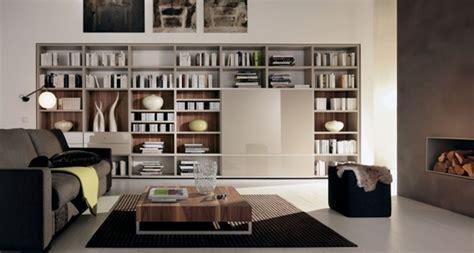 Modern Home Library Interior Design by 15 Ideas Para Decorar Tu Sala Con Libreros