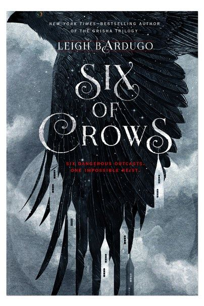 libro six of crows book why you should be reading leigh bardugo s y a novels even if you re an vanity fair