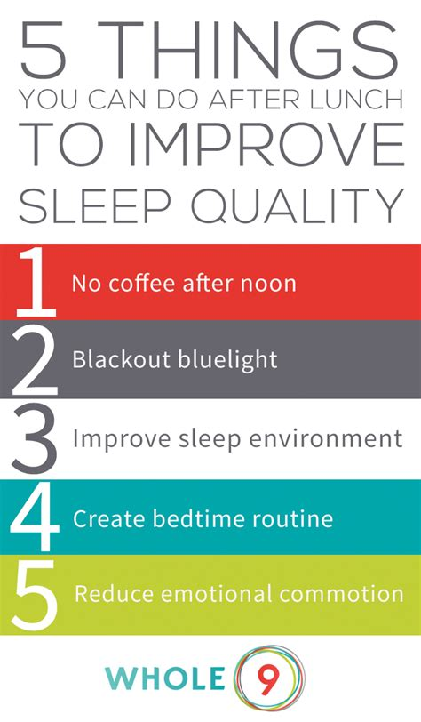 what to do for better sleep quality of sleep your collage