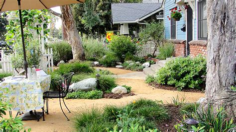 Landscaping Ideas Backyard by California Landscapers A Mint The Drought Jul
