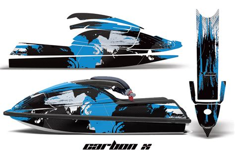 Kawasaki 750 Jet Ski by Kawasaki 750 Sx Sxr Jet Ski 1992 1998 Graphics Kit