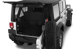 Jeep Wrangler 2 Door Cargo Space 2013 Jeep Wrangler Unlimited Reviews And Rating Motor Trend