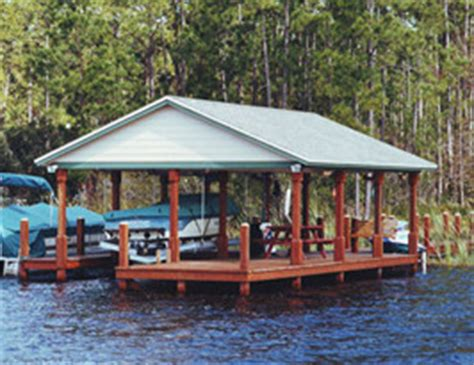 boat house lake norman dock systems boat houses can be customized to suit
