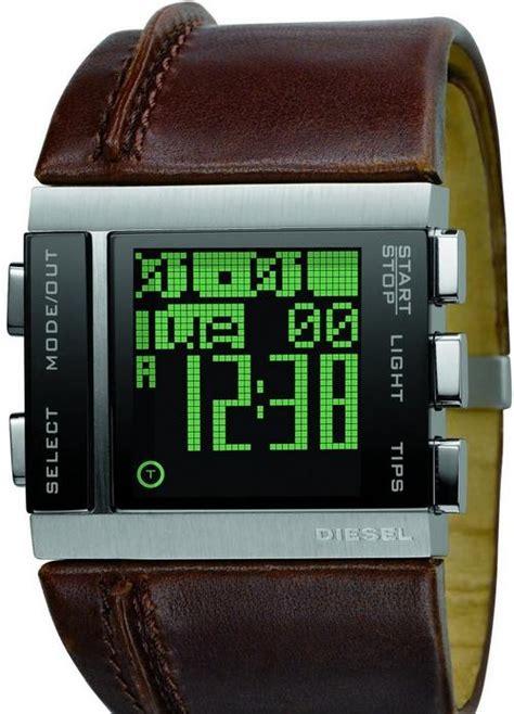 s watches diesel digital sports designer mens