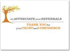 Insurance Referral Thank You Letter 1000 Images About Karin Gudrun Financial Services And Insurance On