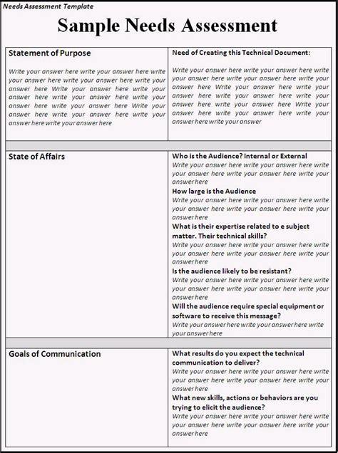 skills assessment template planned skills assessment