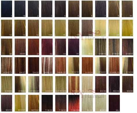 wig color chart 42 best images about colour charts on models