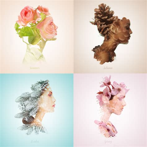 double exposure with flower tutorial a beginner s guide to using double exposure in photoshop