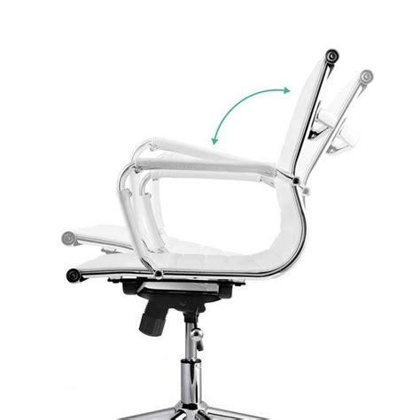 eames replica executive office chair pu leather buy