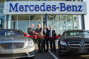 Mercedes Canada Dealers Mercedes Expands Operations In Nanaimo By Opening A