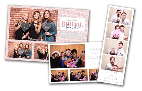 unique photo booth layout custom print design 25fifteen photobooth