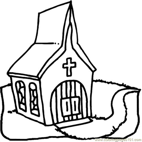 Coloring Pages Church Other Gt Religions Free Printable Church Coloring Pages Printable