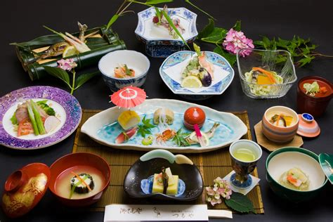 Japanese Food Culture Essay by Kaiseki The Japanese Of Food