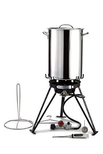 backyard pro turkey fryer eastman outdoors turkey fryer price compare