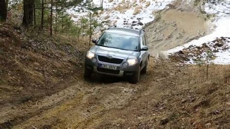 skoda yeti off skoda yeti off road wallpaper 1280x720 23564