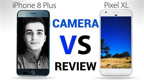 pixel vs iphone 8 ultimate comparison