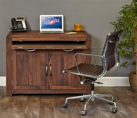 Walnut Computer Desks For Home by Abdabs Furniture Shiro Walnut Home Office