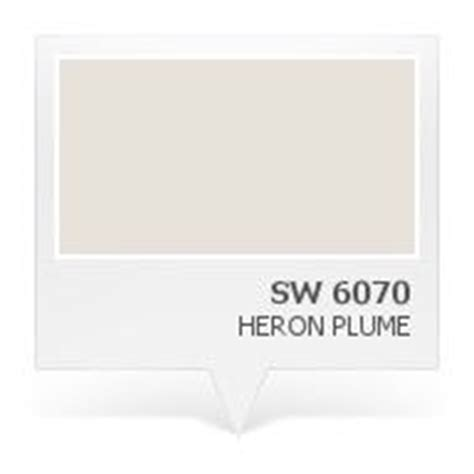 sw 6070 heron plume fundamentally neutral sistema color band herons and columns