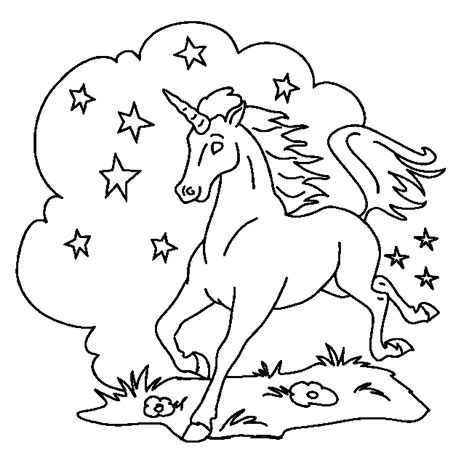 unicorn coloring book print unicorn coloring pages for children