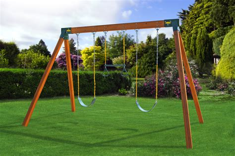 hardware for swing sets classic wood a frame swing set 1 jpg