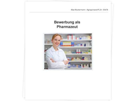 Bewerbung Studium Schwerpunkte Pharmazeut Bewerbung Tipps Zu Anschreiben Lebenslauf