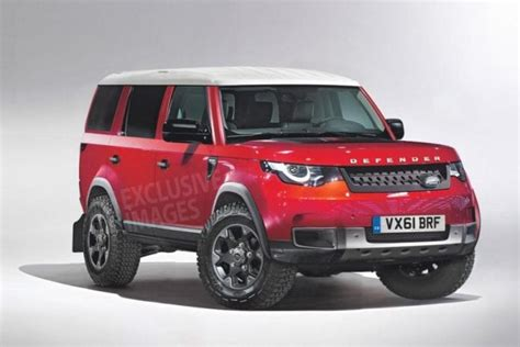 land rover defender 2018 price 2018 land rover defender release date and price