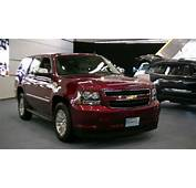 2012 Chevrolet Tahoe Hybrid Exterior And Interior At